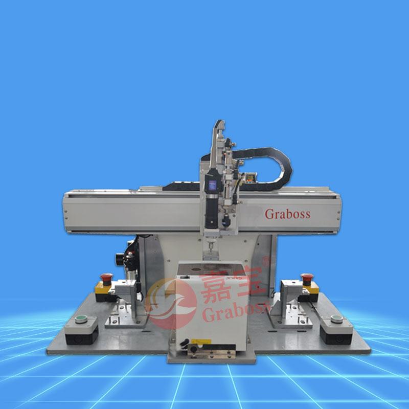 非标定制桌面型自动锁小铁盒螺丝机-缩略图
