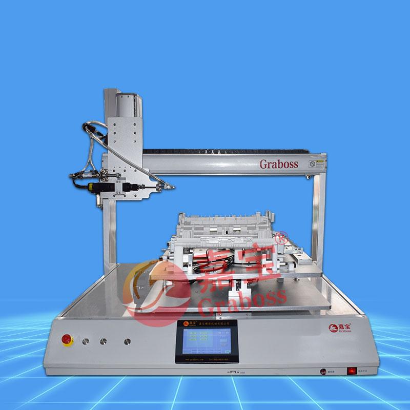 桌上型三轴自动旋转锁打印机螺丝机-缩略图
