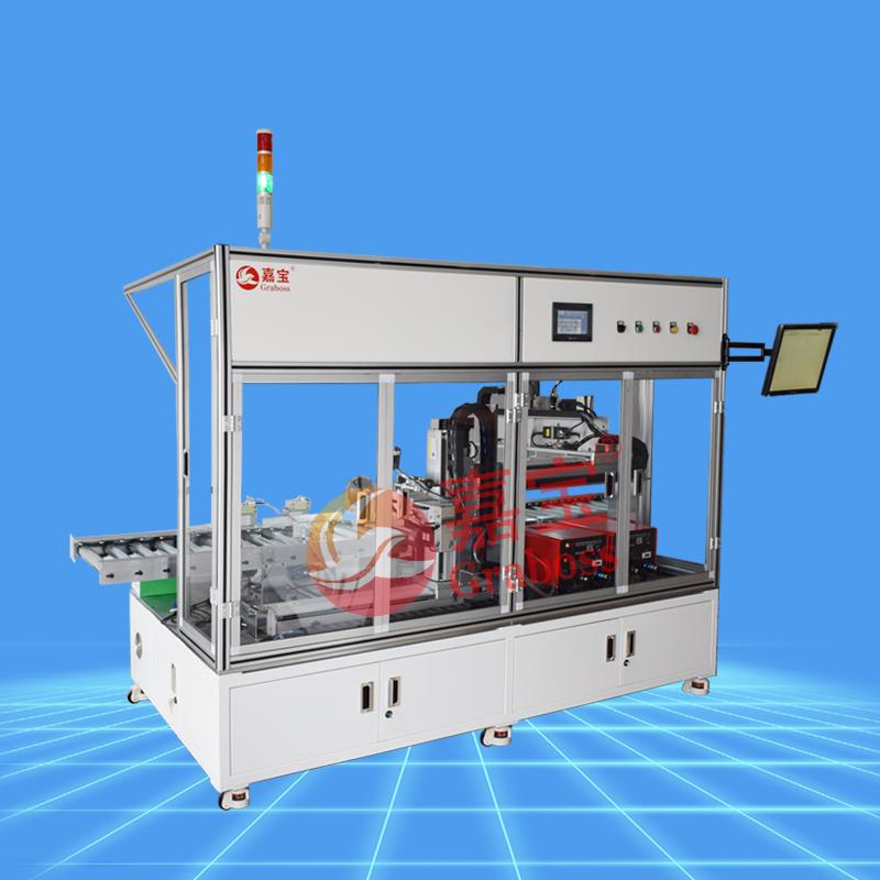 柜式在线锁打印机自动螺丝机-缩略图