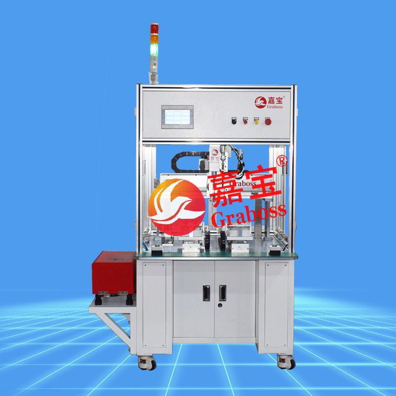 立式气吹双Y轴拧小水泵螺丝机-缩略图