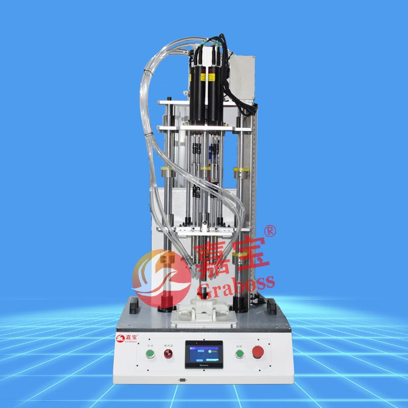 多轴气吹式拧螺丝机-锁健身器材自动螺丝机-缩略图