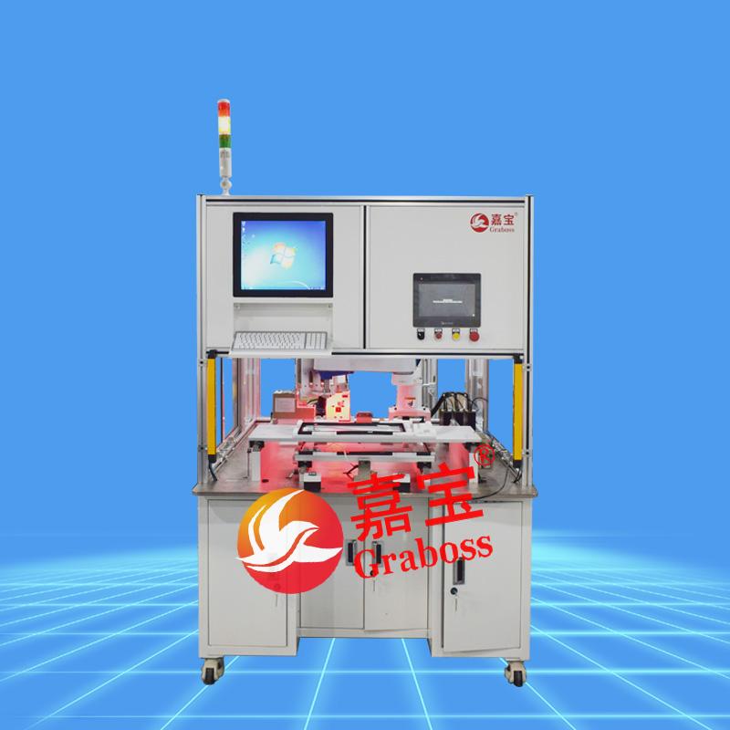 气吸式拧螺丝机-嘉宝柜式机械手锁显示器框架螺丝机-缩略图