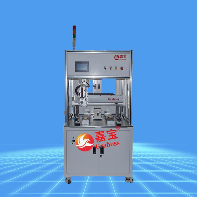 落地双Y拧气吸式拧电子产品配件螺丝机-缩略图
