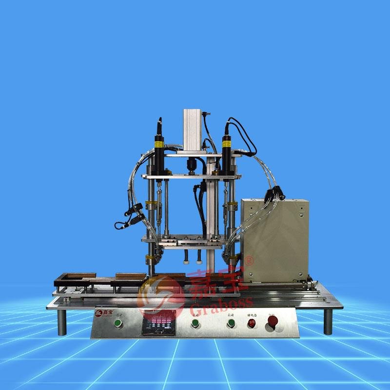 桌面型四轴锁电脑配件螺丝机非标定制-缩略图