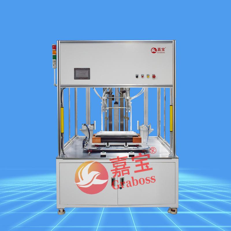 气吹式拧螺丝机-嘉宝柜式8轴锁冰箱自动螺丝机-缩略图