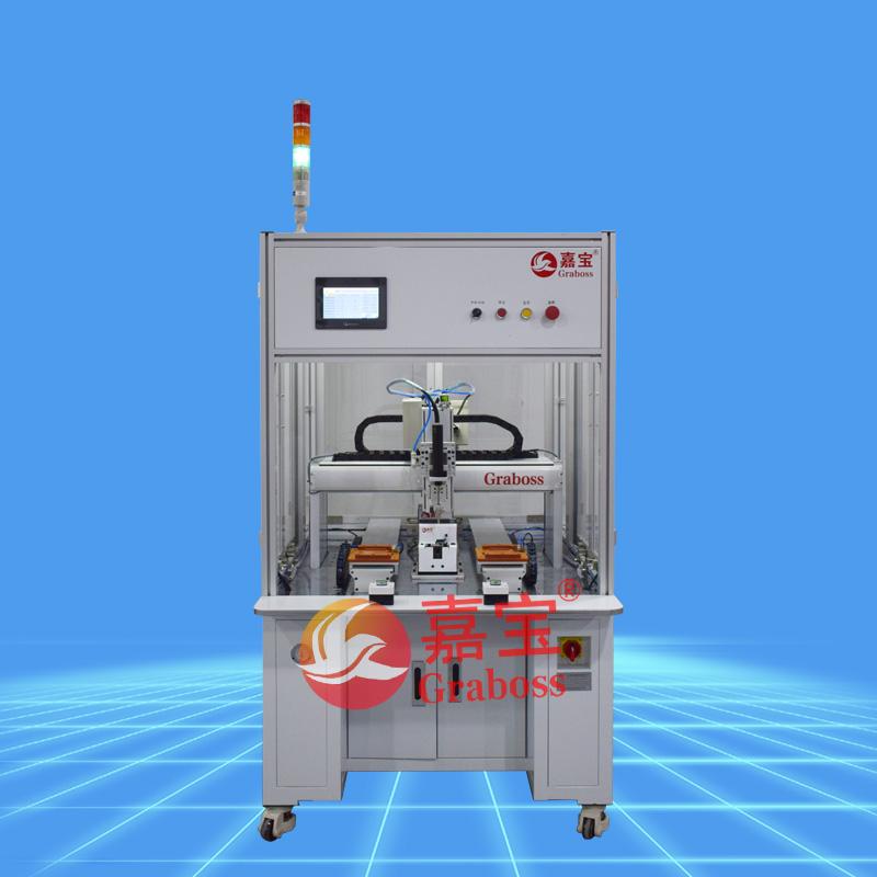 背靠背双Y拧电子秤气吸式拧螺丝机螺丝机-缩略图