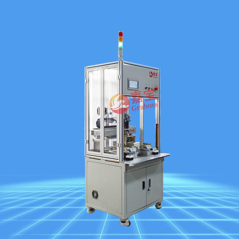 落地式双Y轴锁投影仪配件气吸式拧螺丝机-缩略图