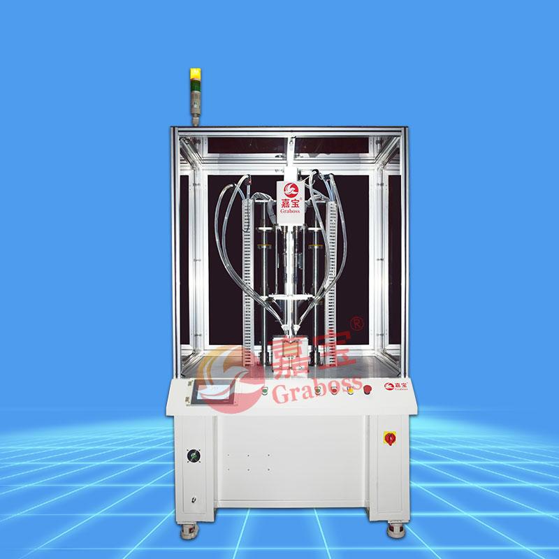 落地四轴气吹式锁熔断器螺丝机-缩略图