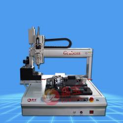 桌面型气吸式打印机配件拧螺丝机
