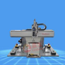 非标定制桌面型自动锁小铁盒螺丝机