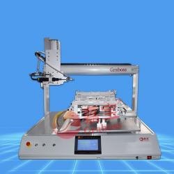 桌上型三轴自动旋转锁打印机螺丝机