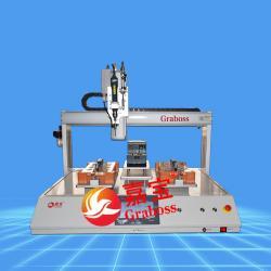 桌面双Y气吸式自动拧螺丝机