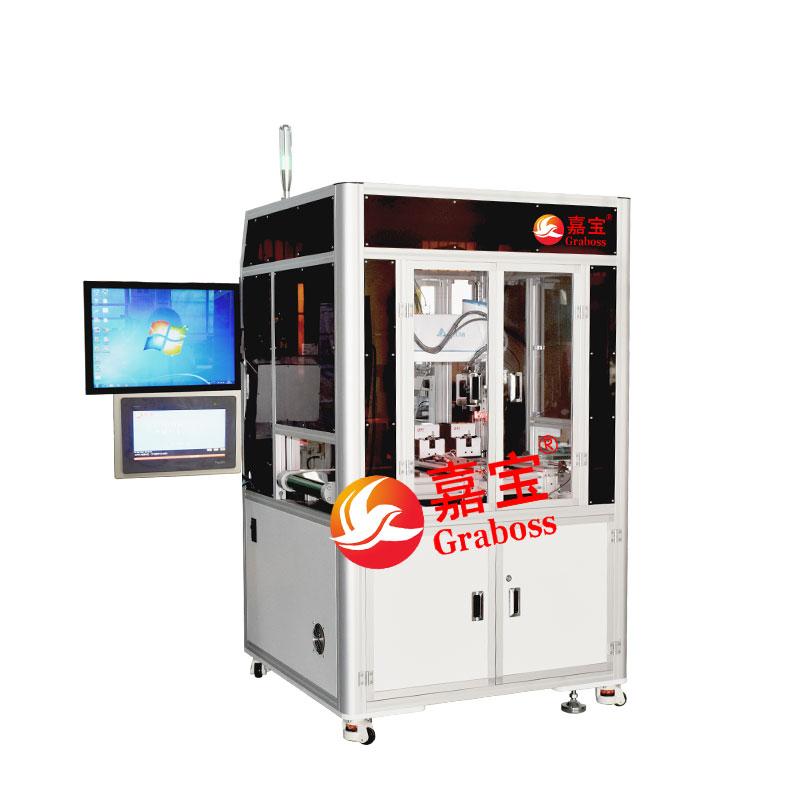 机器人CCD视觉气吸式拧螺丝机图