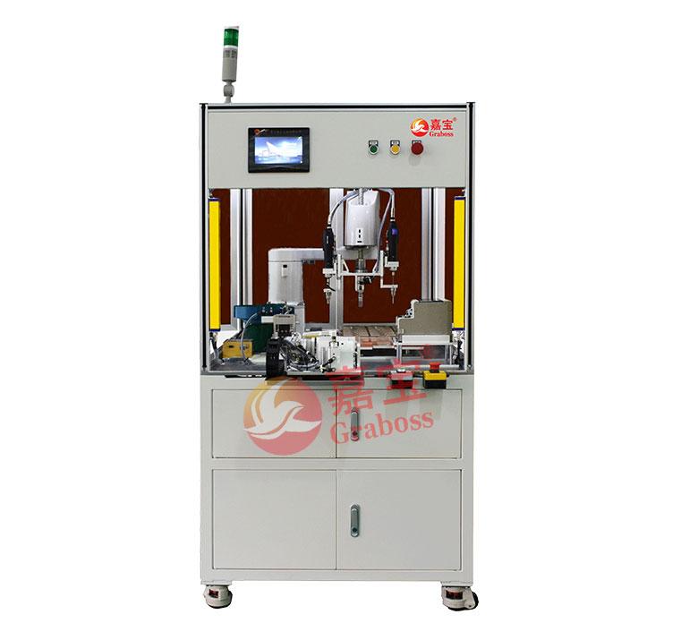 气吸式拧螺丝机智能机器人锁散热片图片