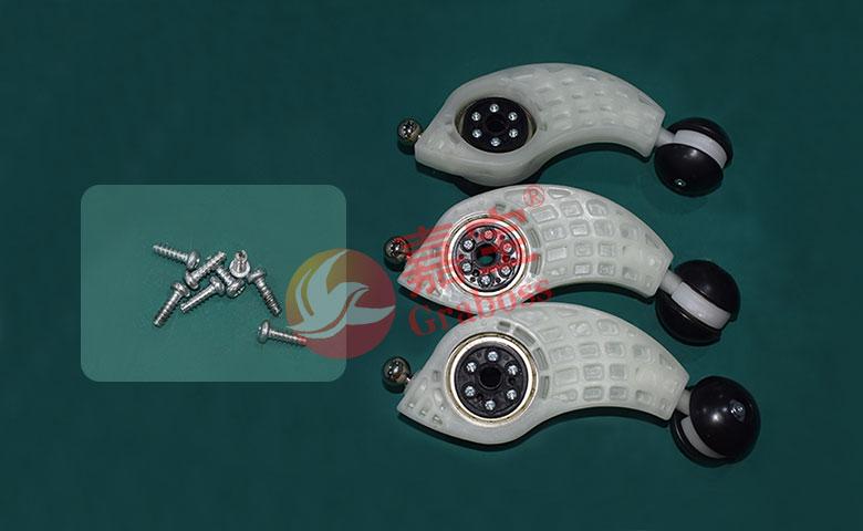 坐标气吹式锁健身器材螺丝机——样品及螺丝图